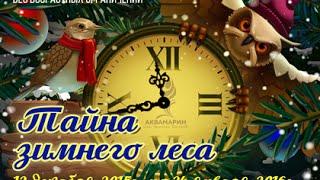 видео Новогоднее шоу «Тайна зимнего леса»