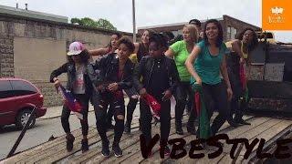 No Behavior Shell Down - Cloud 5@VibeStyLe Music Video II