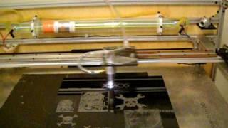 XMOS Laser Engraver Controller