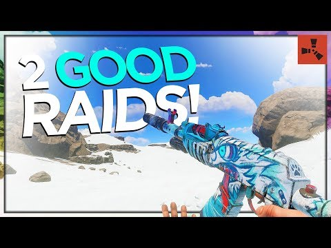 Starting the RAID GRIND! (DUO VANILLA RUST #7 S9) thumbnail