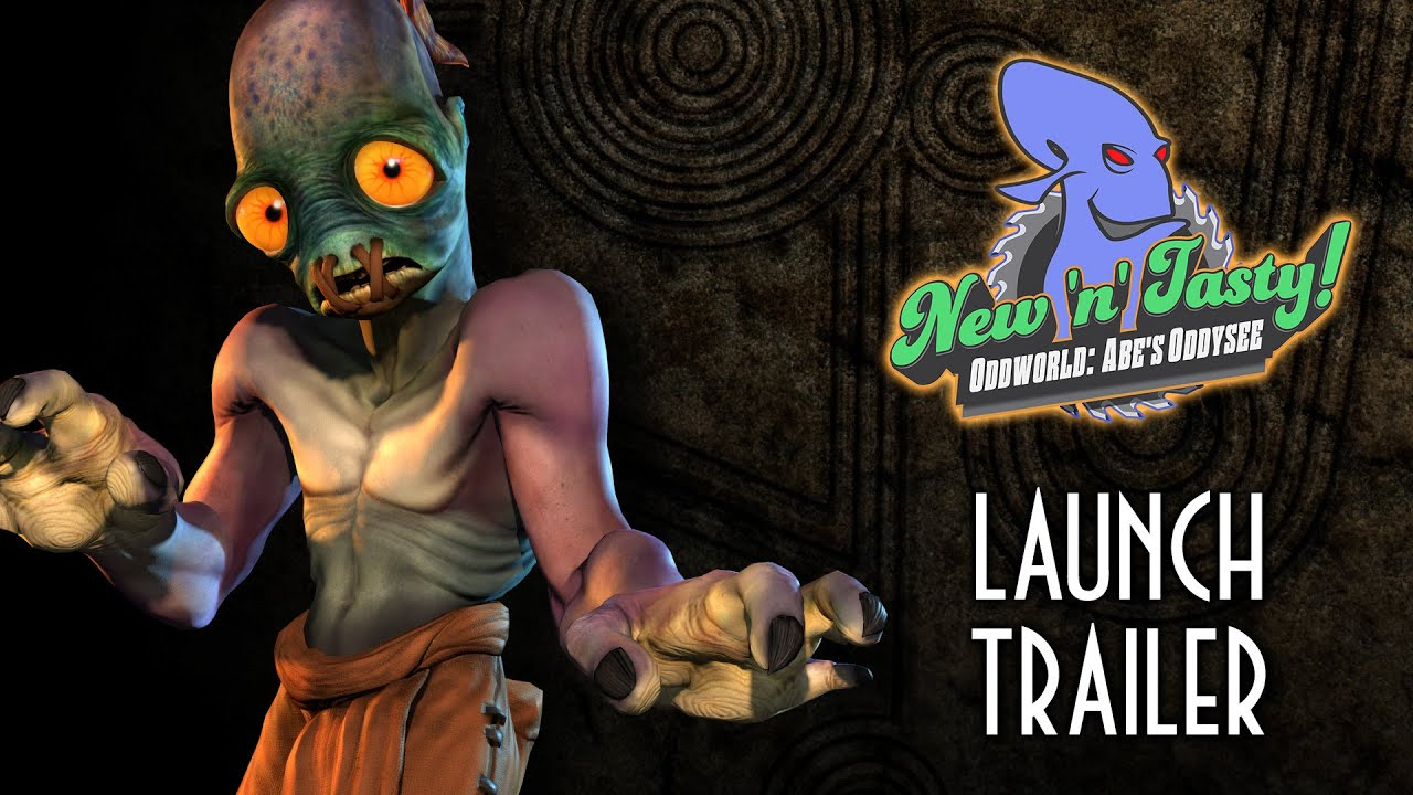 「Abe's Oddysee New N' Tasty   game」的圖片搜尋結果