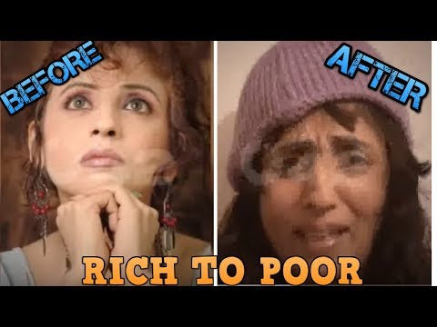 pakistani celebrities who turned from Rich to Poor