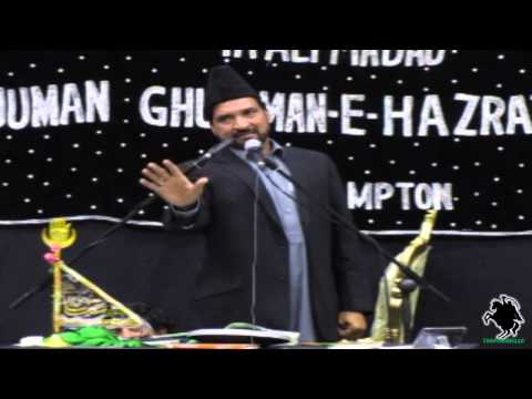 Allama Ali Nasir Al-Hussaini Talhara - AGHA Northampton (UK) - 5th May 2013/Jamadi-ul-Sani 1434 Travel Video