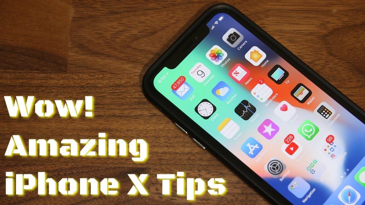 X Tips