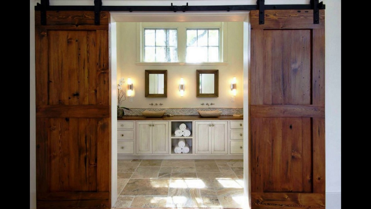 Captivating Interior Barn Doors For Homes