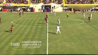 Gumu Hanespor Sakaryaspor Spor Toto 2 Lig Beyaz Grup 22 Hafta Mucadelesi