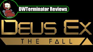 In this review I take a look at the mobile spinoffturnedPC game Deus Ex The Fall ESRB Rating Mature 17  Violence Blood Suggestive Themes Strong