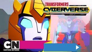 Transformers: Cyberverse | Shadowstriker | Cartoon Network