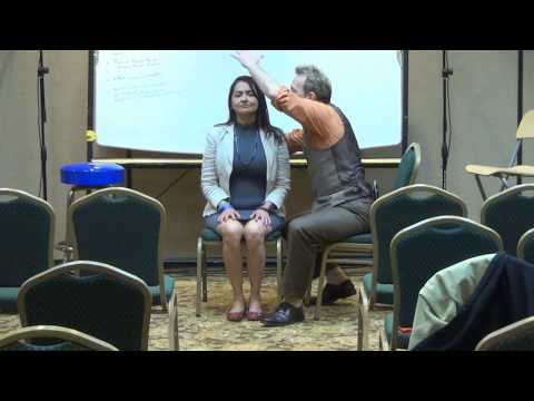 Vibrational Hypnotherapy Demonstration : Healing Emotionally - Stop Holding Yourself Back