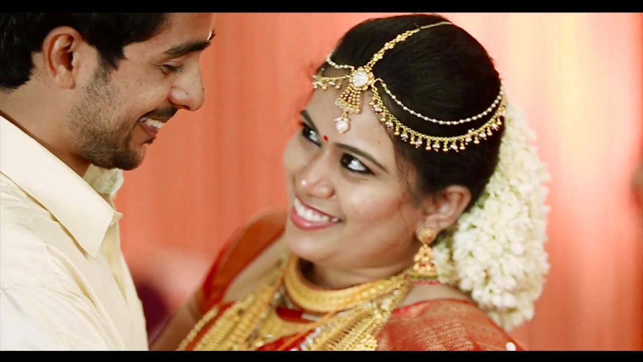 Hindu Wedding Highlights 2017 Radhika Syam Youtube