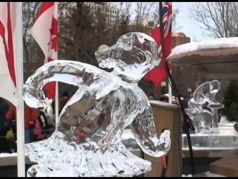 Attractions of Canada: Ottawa, The Winterlude
