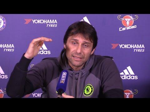 Antonio Conte Full Pre-Match Press Conference - Liverpool v Chelsea