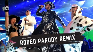 Lil Nas X - Rodeo (ft. Nas) [Parody Video] by Cheryl & Moo🐮 #RodeoRemix #VeganMusic #LilNasXRodeo