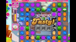 Candy Crush Saga Level 1467 (3* No Booster)