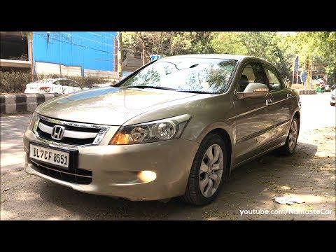Honda Accord V6 3.5 2010 | Real-life review