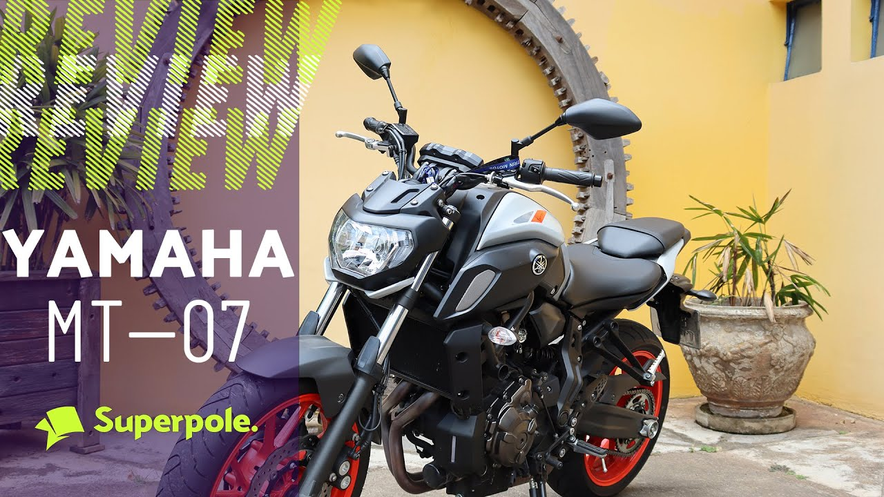 Yamaha MT-07 2020 Review Completo