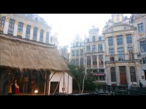 Bruges and Brussels Christmas Markets Trip 2016