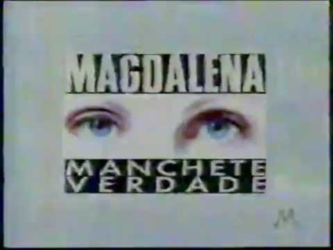 Abertura Magdalena Manchete Verdade (Manchete, 1998)