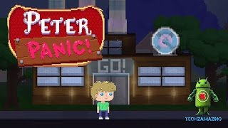 Peter Panic (iOS/Android) Gameplay HD