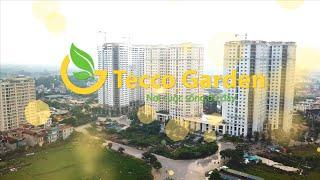 Chung cư Tecco garden thanh trì nhận nhà【SỔ ĐỎ Ở NGAY】™