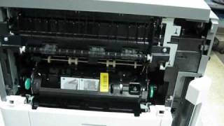 Lexmark T650 T652 T654 Fuser Maintenance Kit Replacement and How to Install