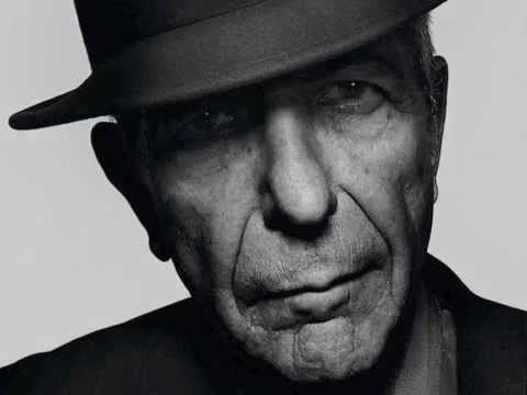 Leonard Cohen 'Born In Chains' (2014) - YouTube