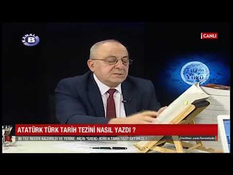 Tarihin Bilinmeyen Yüzü 22092018 Cengiz özakıncı Atatürk Türk