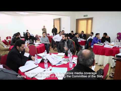 Training on Media Coverage of Elections - Libya