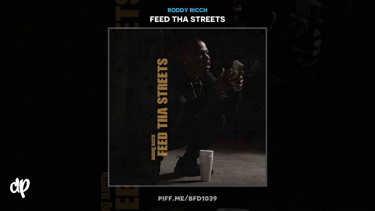 Roddy Ricch - Blue Streak [Feed Tha Streets]