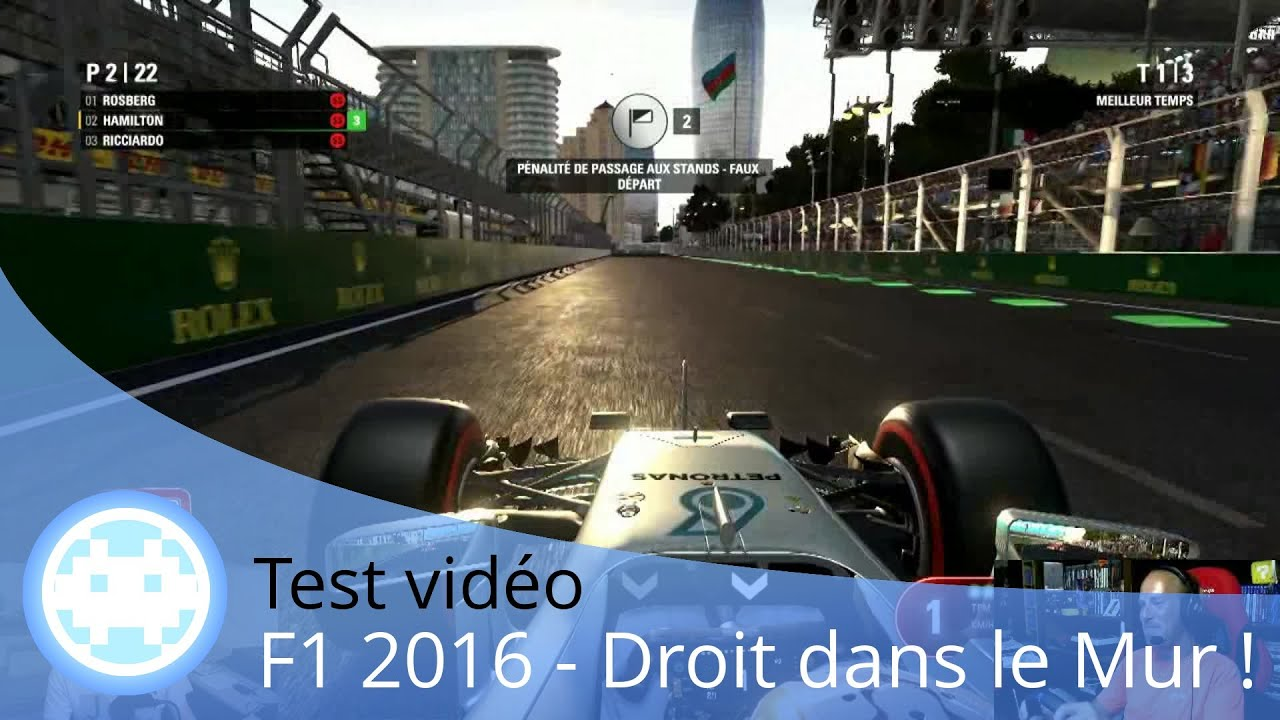 f1 2016 test au volant g29 sur ps4 le meilleur jeux vid o de f1 youtube. Black Bedroom Furniture Sets. Home Design Ideas