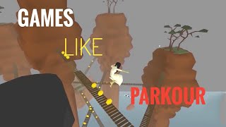 Top 10 Parkour Game for Android