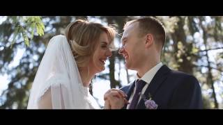 Сиреневая свадьба в ресторане Вилла-Вита