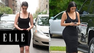 I Lived Like Kim Kardashian For A Week | #BTW Editor Interviews | ELLE