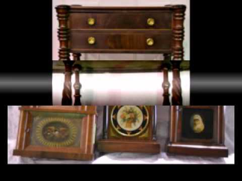 Meek's Antique Auction Sun July 7th - Chattanooga Tn