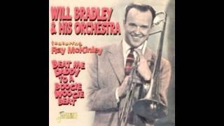 Will Bradley - Scrub me Mama, With a Boogie Beat (Billboard No.25 1940)