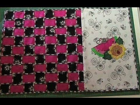 Summer Woven Placemats Part 2