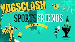 Sports Friends #1 - Popo