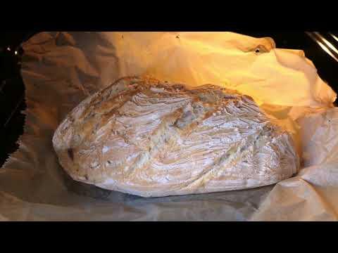 Ciabatta Brot - schnell gemacht.