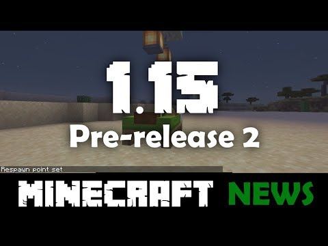 what's-new-in-minecraft-1.15-pre-release-2?