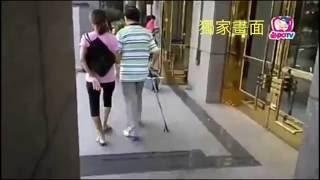 【獨家畫面】阿扁早上「散步」自如 下午大批媒體前輪椅坐到滿 thumbnail
