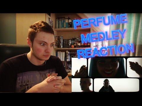 PENTATONIX - PERFUME MEDLEY REACTION