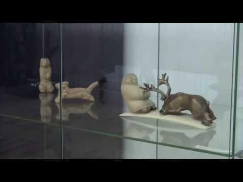 """Открылась выставка """"Живая архаика Севера"""" в музее ИЗО в Тюмени"""