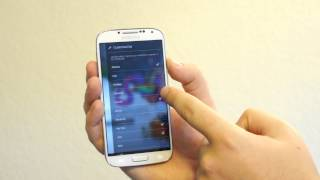 Hands-On With Samsung