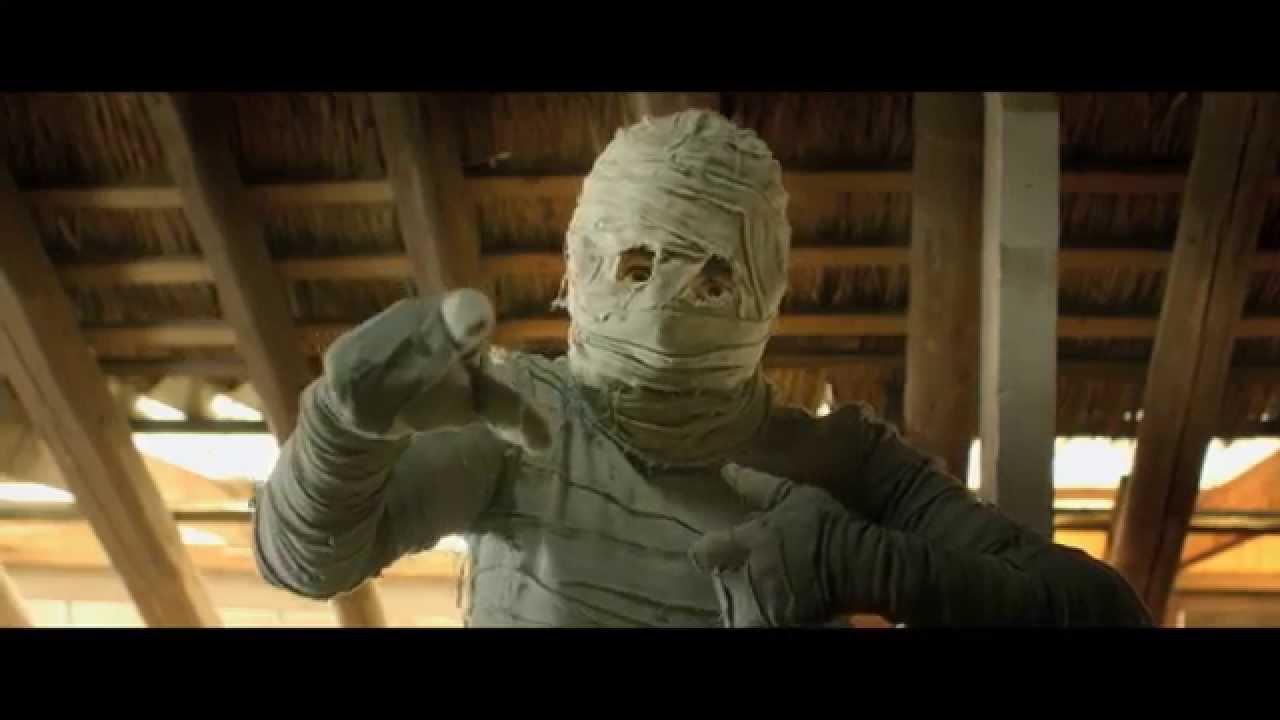 Dummie De Mummie Offici 235 Le Trailer Vlaams Gesproken