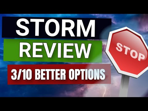 Storm Review - 🚫 3/10 Misleading Salespage 🚫 Real Honest Review of Storm by Venkata Ramana 🚫