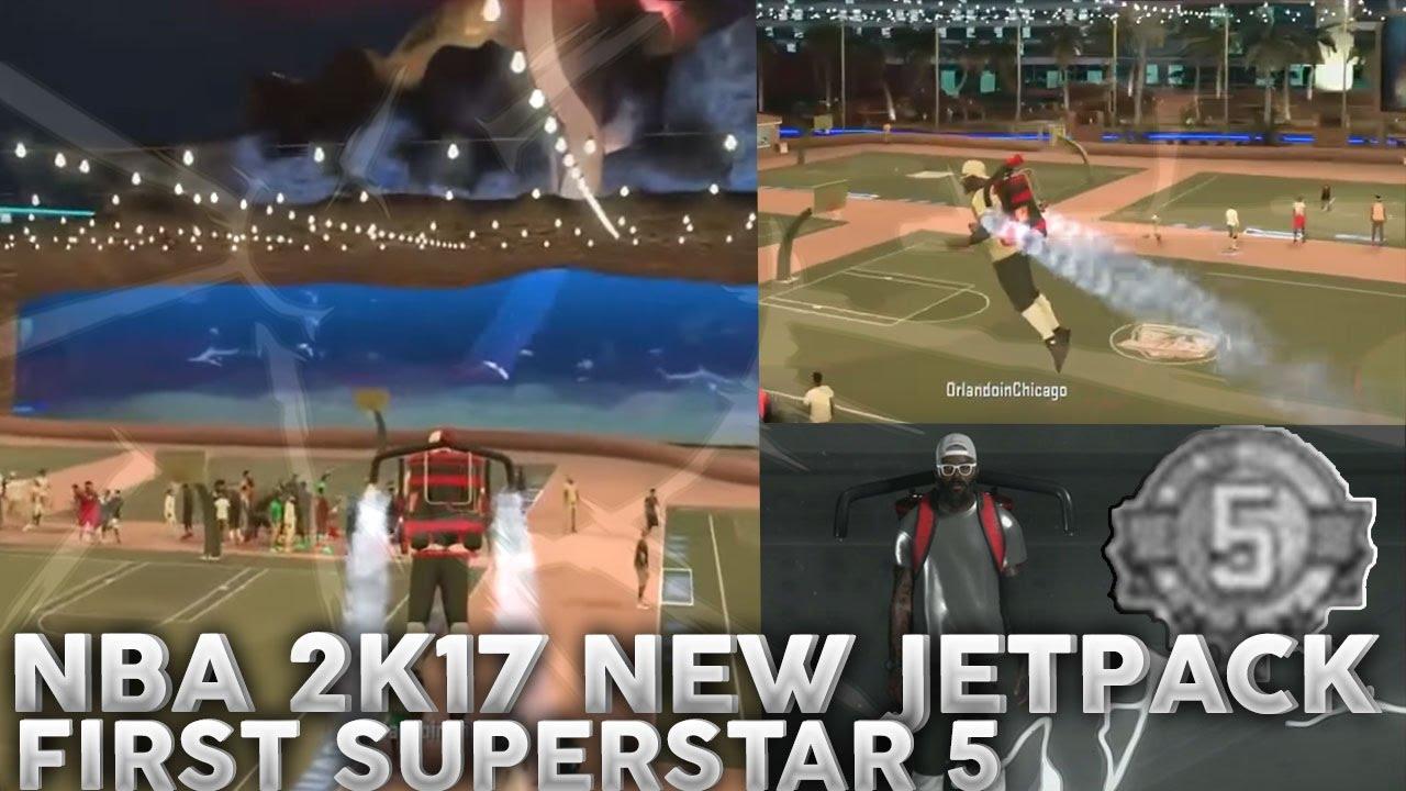Download NBA 2K17 FIRST SUPERSTAR 5 JETPACK ! TOLD YOU !   NADEXE VS ORLANDOINCHICAGO ! 1st LEGEND ?!!?!