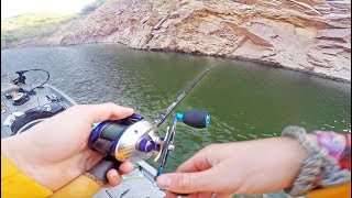Mountain Fishing In Mexico For THE BIGGEST Bass!