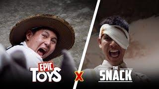 เมื่อ Identity v มีชีวิตจริงๆ!!! - Epic toys X The Snack thumbnail