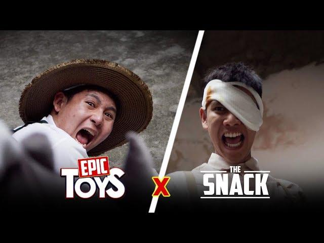 ????? Identity v ????????????!!! - Epic toys X The Snack