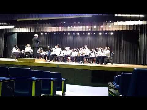 Smackover High School Buckaroo Band